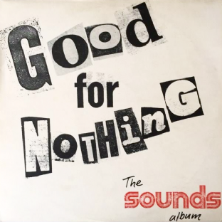 V/A - Good For Nothing: The Sounds Album Volume 1 (LP) (VG-/VG)